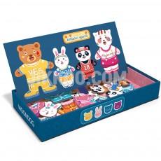 어린이 자석퍼들 장난감